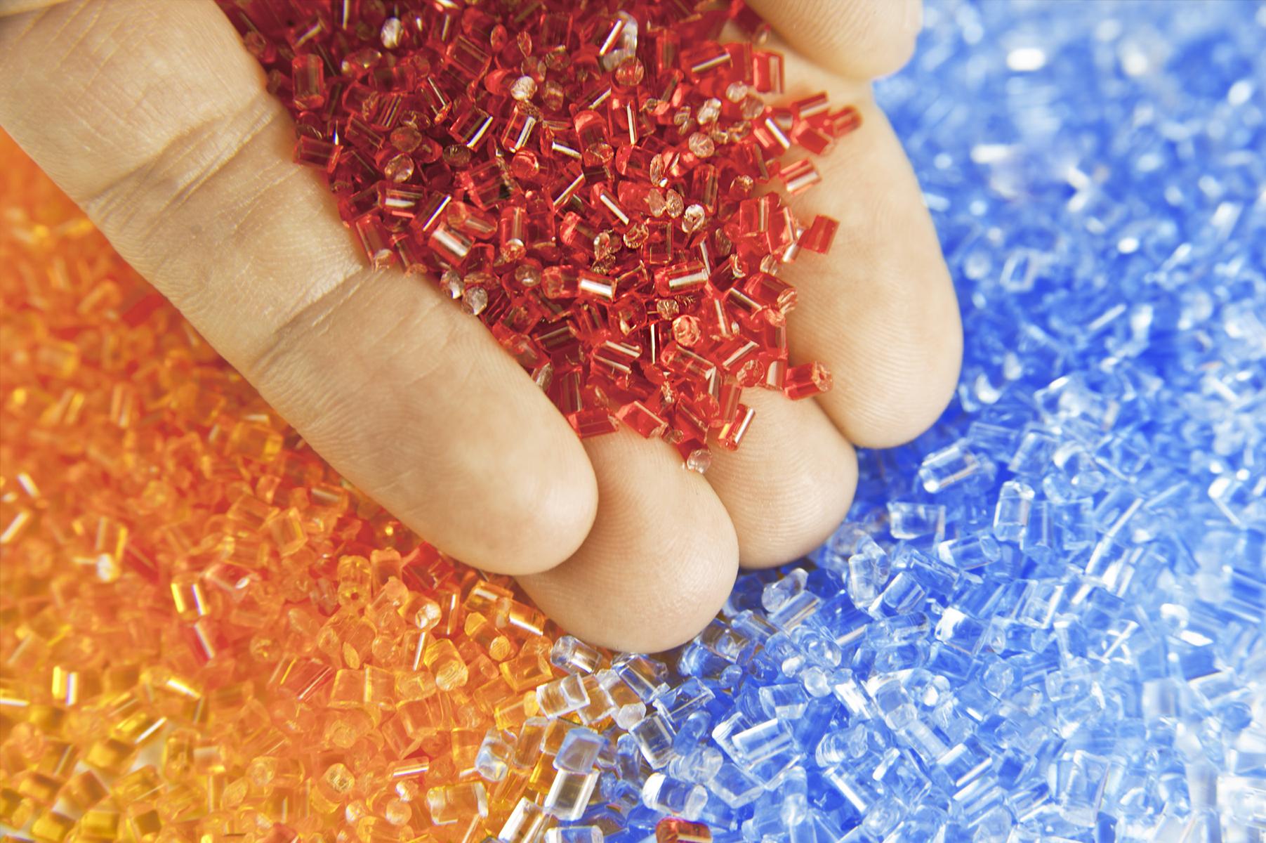 Polymer Manufacturing Image