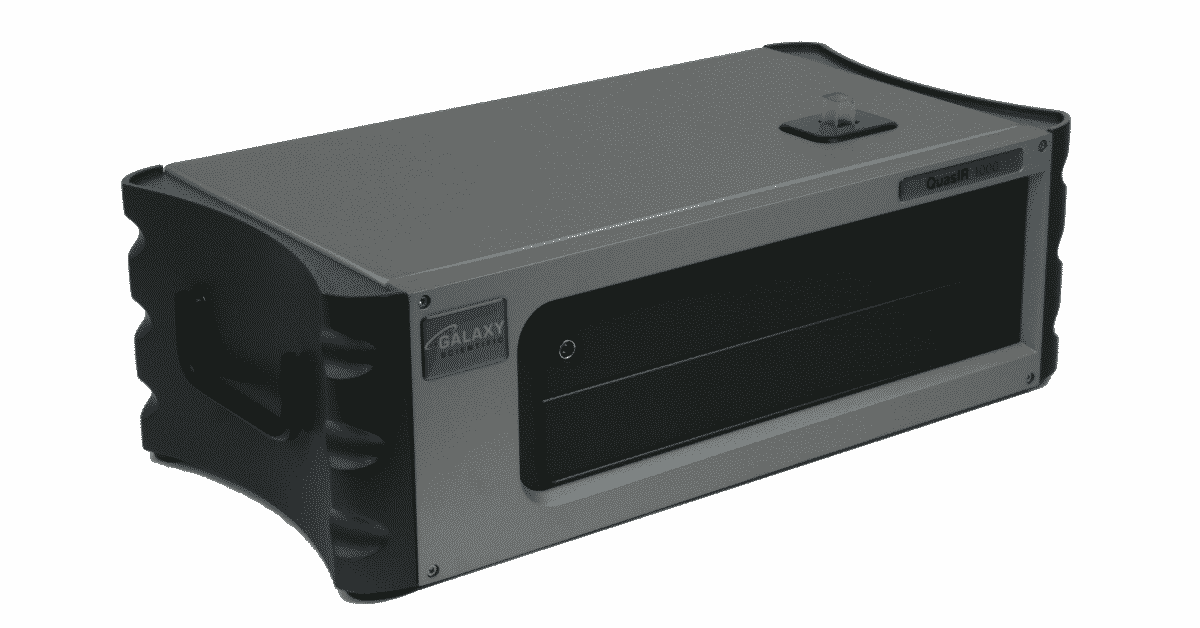 QuasIR 1000 FT-NIR Spcetrometer