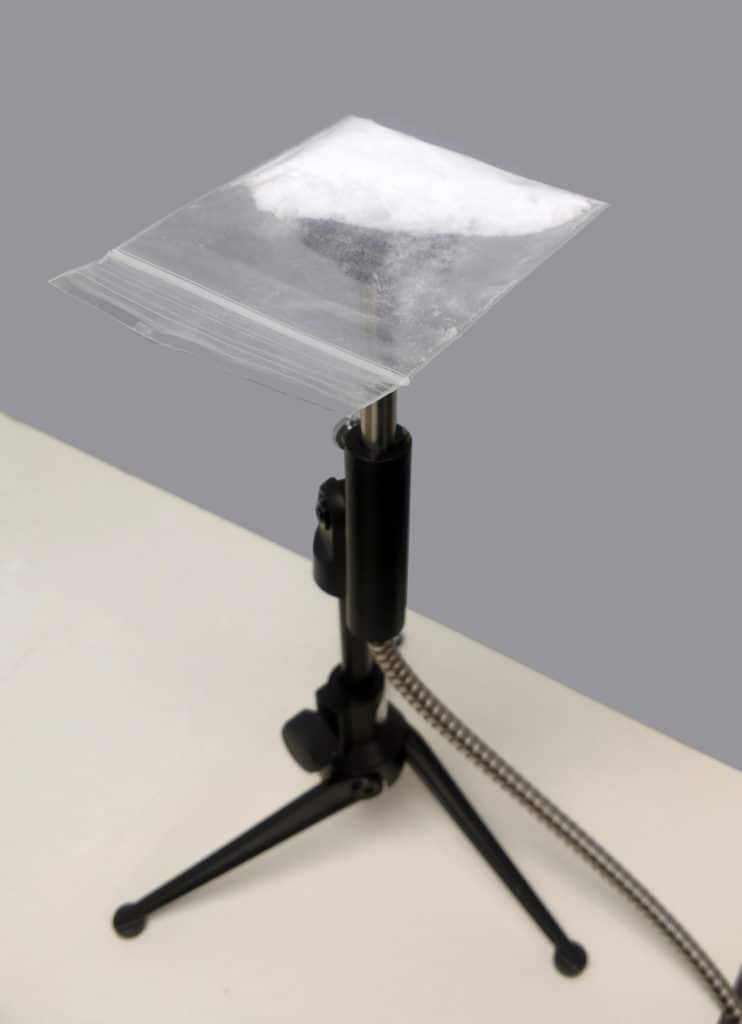 Raw Material Verification Through Plastic and Paper Image